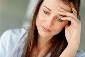 Депрессия усиливает женские боли