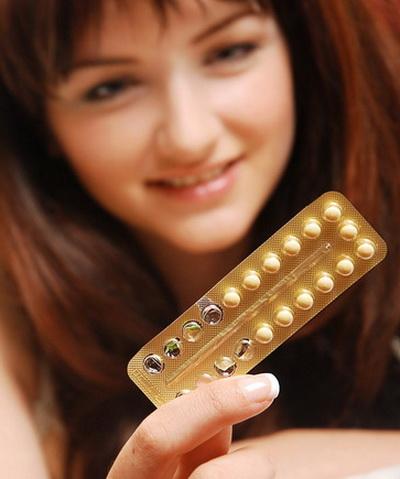Оральные контрацептивы не вызывают увеличения веса