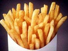 Картошка фри — самый страшный для фигуры продукт