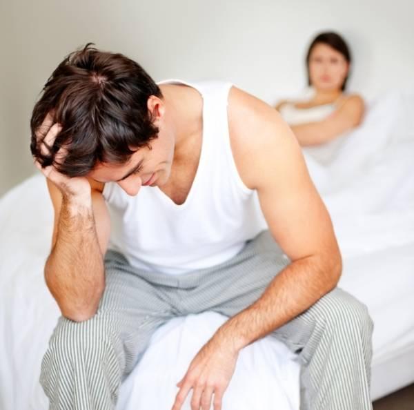 Мужчин все реже интересует секс