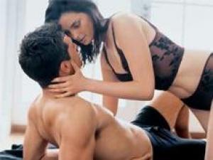 Как научить мужчину заниматься любовью