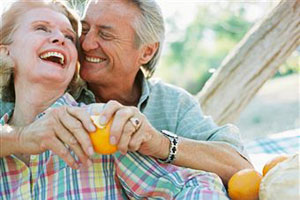 Пенсионный возраст: секс после 50