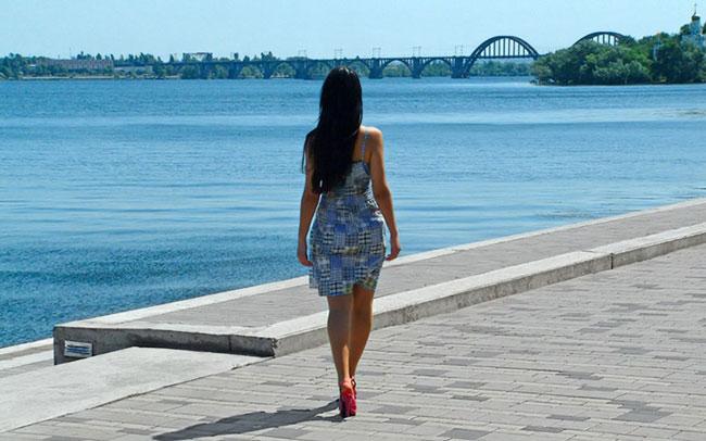 О сексуальном желании расскажет походка
