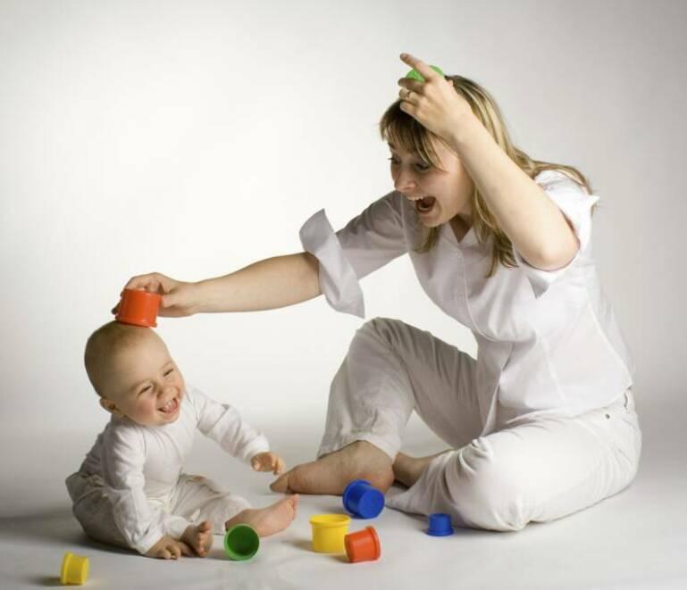 Как развивать внимание у малышей в первые годы жизни?