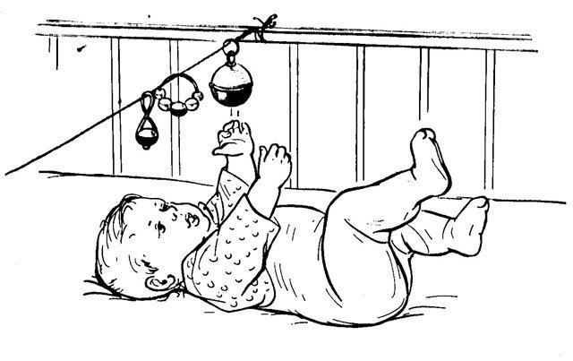 Кроватки-маятники: их особенности и преимущества