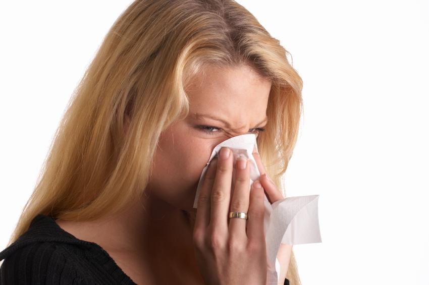 Аллергия. Механизмы аллергических реакций и их виды