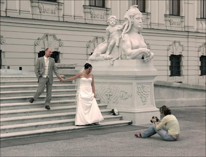 Свадебные фотографии – счастливые минуты, запечатленные на веки
