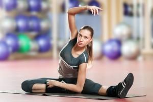 Выполняем упражнения от целлюлита