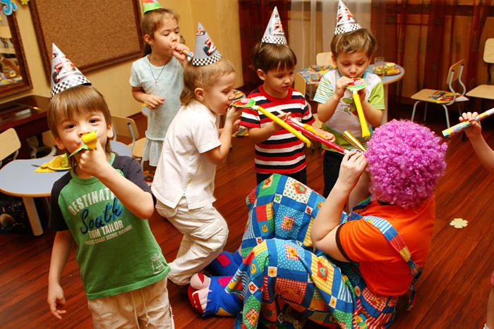 Детский праздник! Как его организовать?