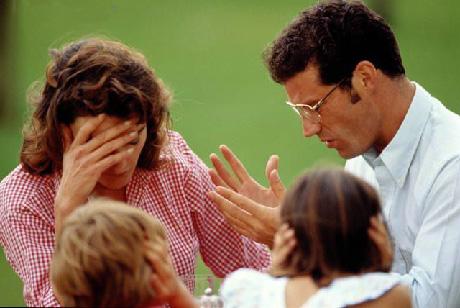 Как ссоры родителей сказываются на ребёнке?