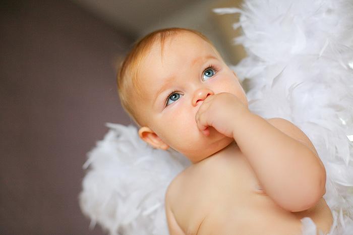 Как утроить фотосессию и поснимать своего ребенка?