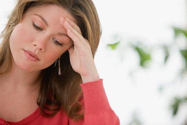 Причина женской депрессии