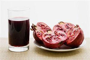Гранатовый сок замедляет процесс старения