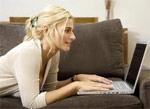 Женщины могут жить без секса, но не без Интернета