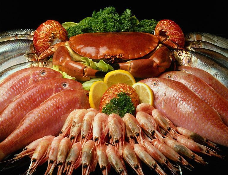 Польза морепродуктов не поддается сомнениям