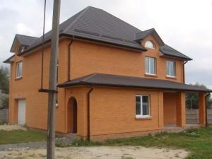 За сколько можно построить кирпичный дом для молодой семьи