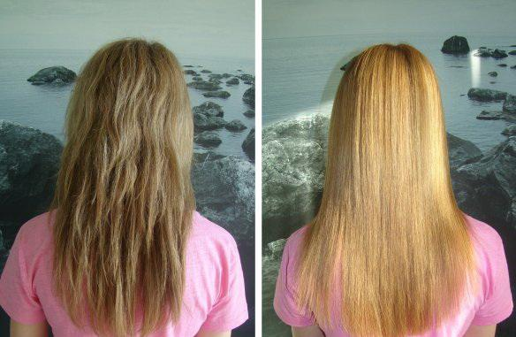 Выпрямить кудрявые волосы без утюжка