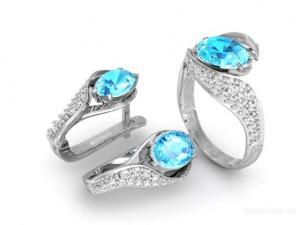 Лучший подарок для любой девушки — украшение из серебра