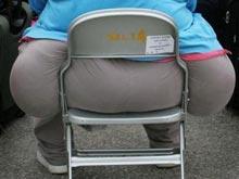 Сидячий образ жизни приводит к увеличению нижней части тела, доказал эксперимент