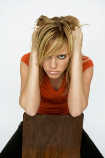 Диеты делают женщин нервными и злыми