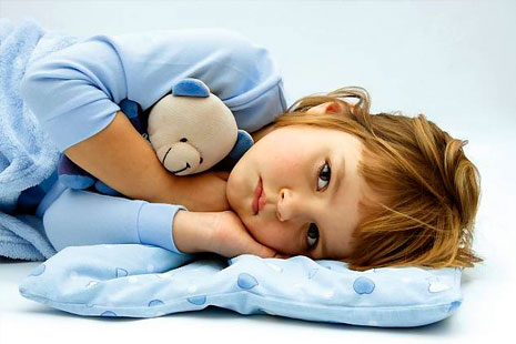 Причины цистита у детей