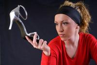 Высокие каблуки могут быть причиной плоскостопия