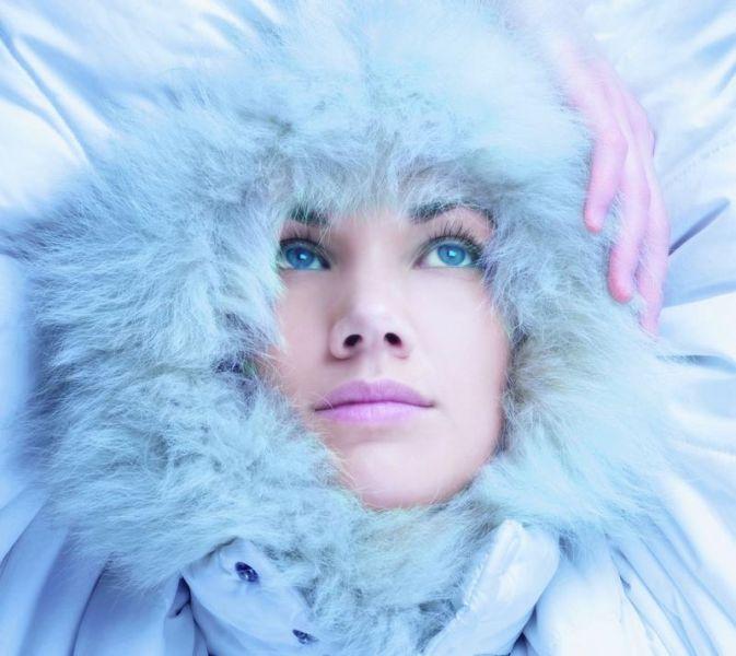 Зима заставляет женщин выглядеть старше своих лет