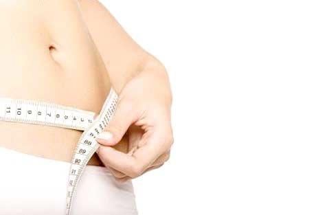 Девушки часто не замечают, что набирают вес
