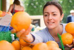 Апельсины полезны для женщин