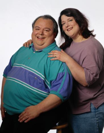 Лучшие позы для секса с толстым мужчиной