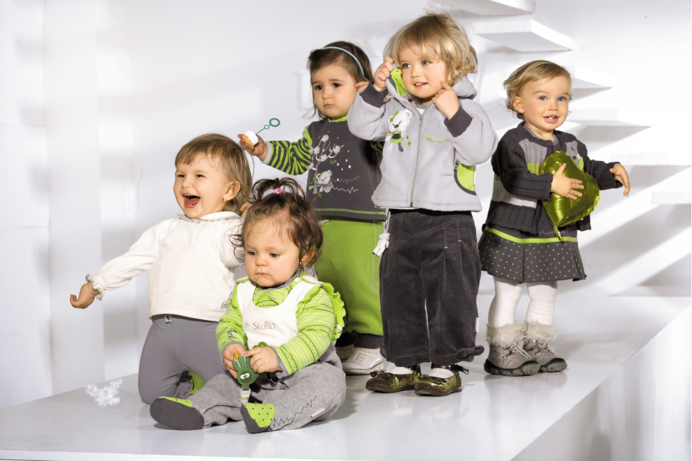 Всё про детскую одежду