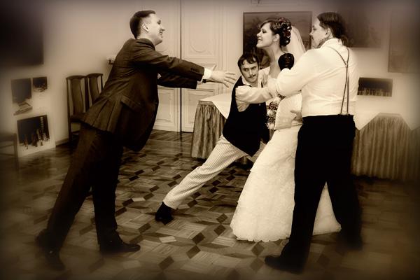 Подготовка выкупа невесты на свадьбе