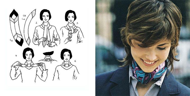 Мода на шарфы: вчера, сегодня и всегда