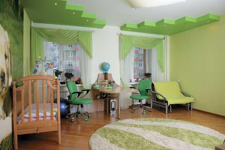 Уютный и функциональный интерьер для всей семьи
