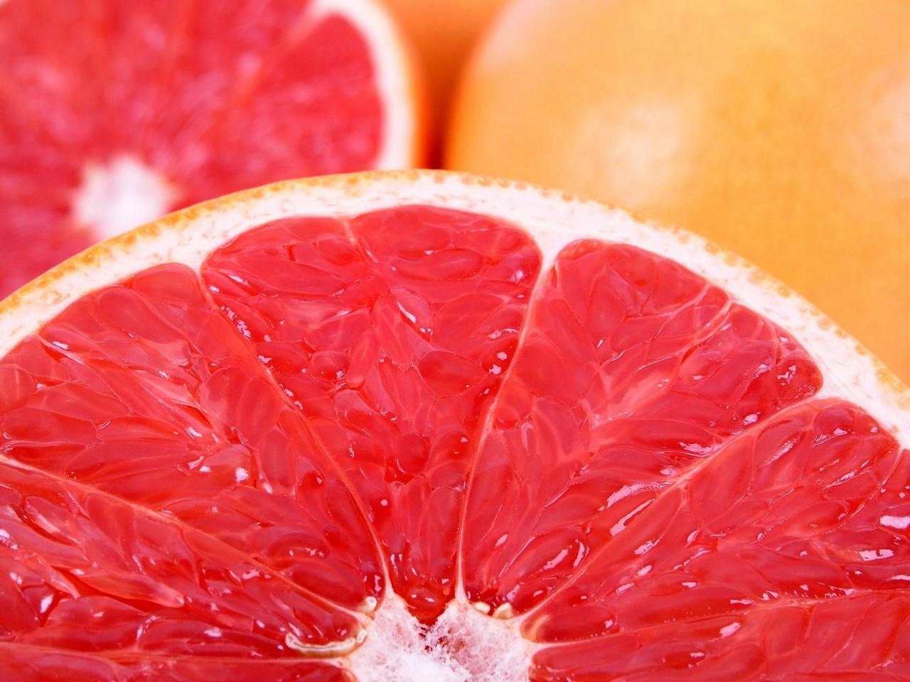 Польза грейпфрута для женского здоровья