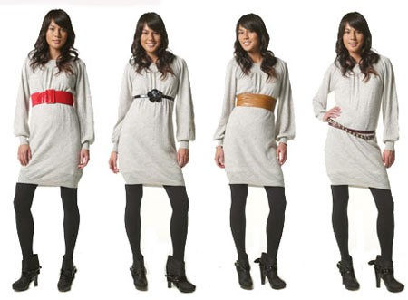 Платья из трикотажа: женственно, красиво, сексуально