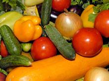 Овощи и хлеб могут привести к раку груди
