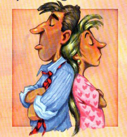 Мужчины считают, своих жен полнее, чем они есть