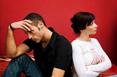 Ошибки женщин и мужчин