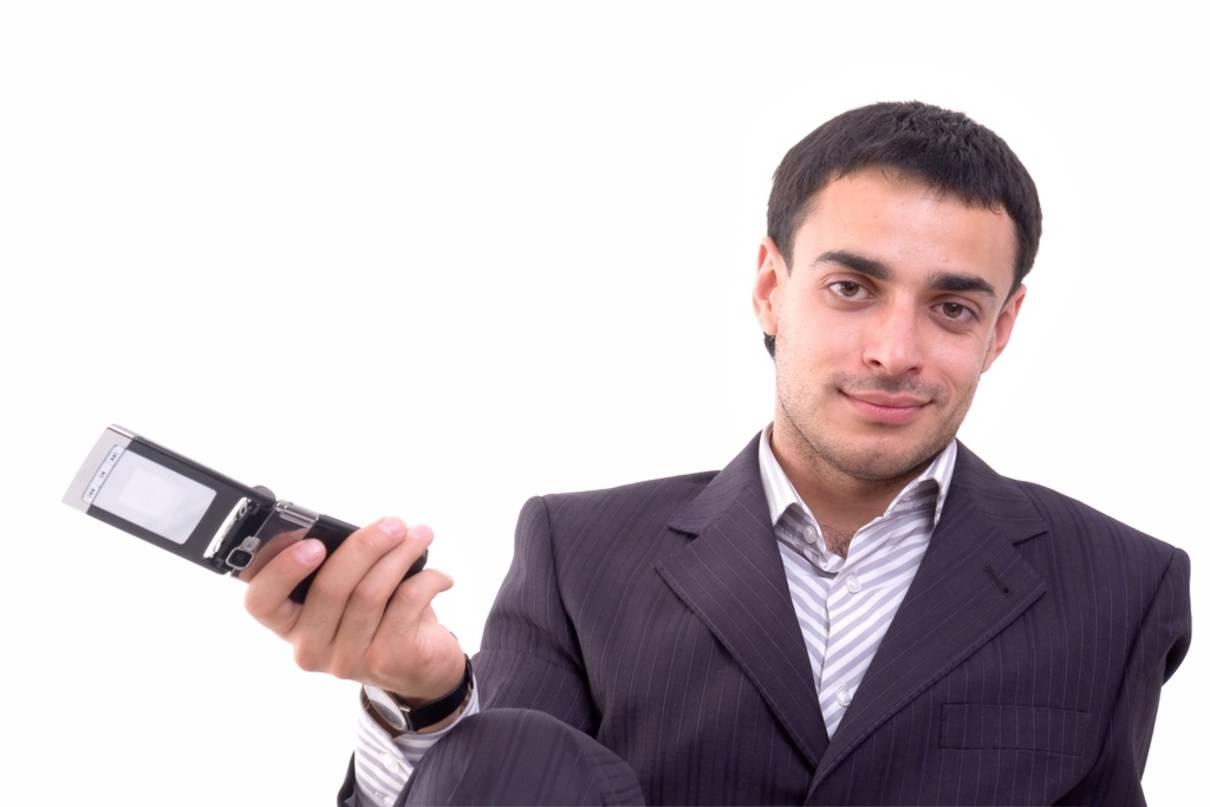 Мобильные телефоны все-таки вредны для потенции мужчин
