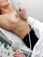 УЗИ груди — наиболее адекватное средство диагностики рака
