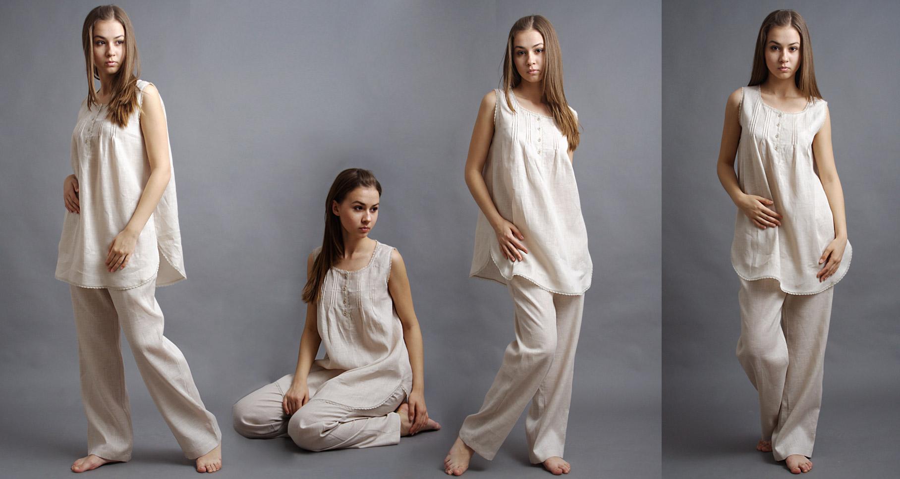 Как следует выбирать женскую пижаму