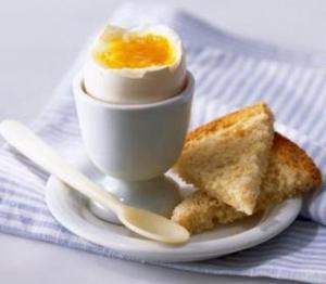Хотите ощущать сытость, не наедаясь? – Ешьте на завтрак яйца