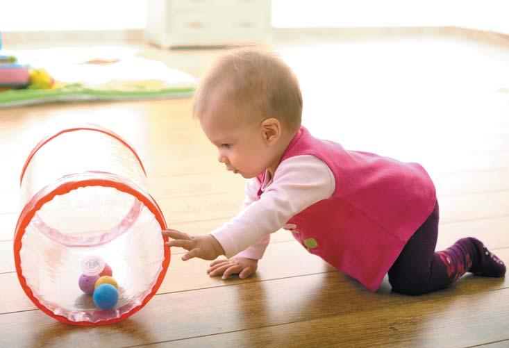 Как обеспечить ребенку безопасность в квартире?