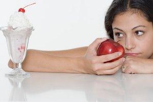 Диета вызывает голодание мозга