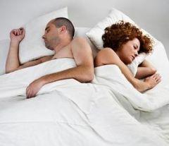 Что ссорит супругов в постели?