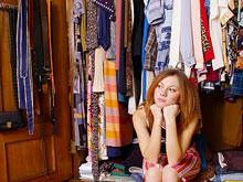 Женские гардеробы забиты не подходящей по размеру одеждой