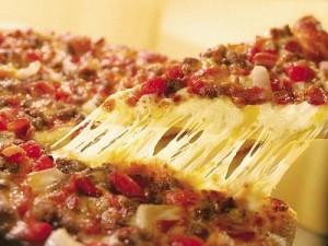 Ешь пиццу и худей