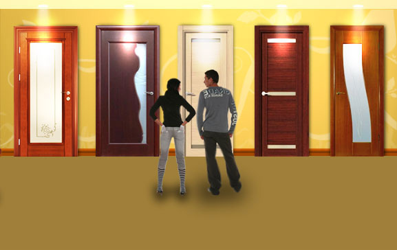 Выбираем межкомнатные двери. Советы для семьи