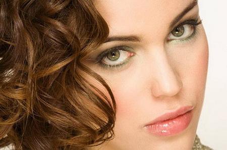 Зеленые глаза как омут, или правильный макияж